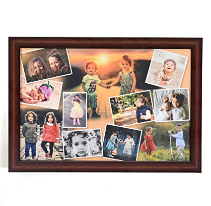 2 rakhi with Photo Frame