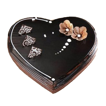 heartshpped choclate