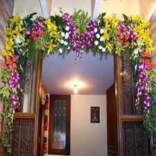 Office Natural Flower Decoration